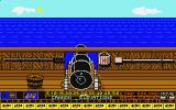 Pirates of the Barbary Coast Atari ST Waiting for battle