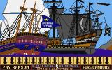 Pirates of the Barbary Coast Atari ST Fire the cannons!