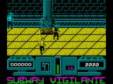 Subway Vigilante ZX Spectrum Along the line