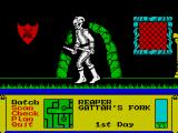 Dark Sceptre ZX Spectrum Character starting point