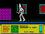 Dark Sceptre ZX Spectrum Another member of your team