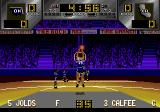 "Dick Vitale's ""Awesome, Baby!"" College Hoops Genesis Playing the ball forward"