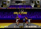 "Dick Vitale's ""Awesome, Baby!"" College Hoops Genesis With half the match gone, there is half of the match still to go"