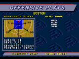 NBA Showdown Genesis Some offensive plays are available