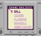 Game Boy Gallery Game Boy Main Menu