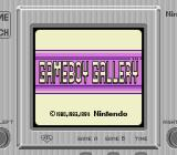 Game Boy Gallery Game Boy Title Screen