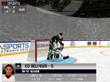 NHL 98 Windows Close up on our keeper