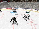 NHL 98 Windows And he hits the ice!