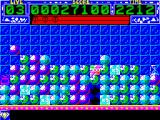 Pick 'n Pile ZX Spectrum A second level starts - with initial moves coming up