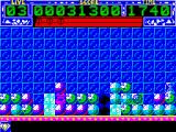 Pick 'n Pile ZX Spectrum This move will clear 5 - 3 green and 2 blue