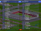 FIFA Soccer Manager Windows Pre-match lineups