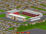 FIFA Soccer Manager Windows Anfield Road