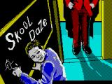 Skool Daze ZX Spectrum Title screen