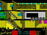 Skool Daze ZX Spectrum Demo - Press a key to play
