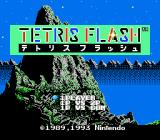 Tetris 2 NES Title Screen (JPN)