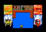 Pro Powerboat Simulator Amstrad CPC Finished level 1