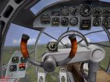 IL-2 Sturmovik: Forgotten Battles Windows Cockpit of the He-111 medium bomber