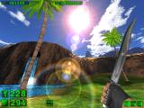 Serious Sam: The First Encounter Windows Check out those flares!