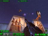 Serious Sam: The First Encounter Windows Great visuals, inside and out