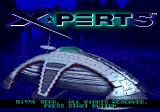 X-Perts Genesis Title screen