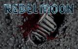 Rebel Moon DOS Title Screen