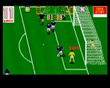 European Football Champ Amiga What happened with the goalie?