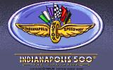 Indianapolis 500: The Simulation Amiga Title screen