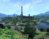 The Elder Scrolls IV: Oblivion Windows View of the Imperial City
