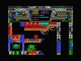 Terminus: The Prison Planet MSX Exploring