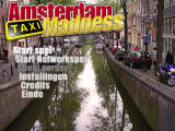 Amsterdam Taxi Madness Windows Main game screen