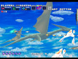 G Darius PlayStation Fortunately, the pterodactyls are only background animations.