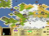 Civilization: Call to Power Linux Ice Covered Mountains (Linux)