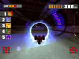 Firebugs PlayStation Teleportation power-up