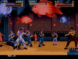 Dragon: The Bruce Lee Story Genesis Two player against the sailor. We are Bruce Lee.