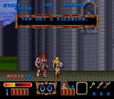 Magic Sword SNES Wow!