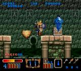 Magic Sword SNES A giant jellyfish gets in your way