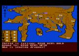 Dragonriders of Pern Atari 8-bit The dreadful Thread is falling on Pern...