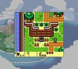 The Legend of Zelda: Link's Awakening DX Game Boy Color Nearby a dungeon entrance