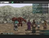 Suikoden III PlayStation 2 Battling Area Boss