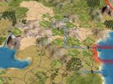 Sid Meier's Civilization IV Windows A terrain-only view