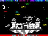Destructo ZX Spectrum The stronghold of Dr. Destructo is heavily protected