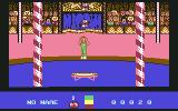 Circus Attractions Commodore 64 Trampolining