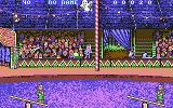 Circus Attractions Commodore 64 Clown jumping