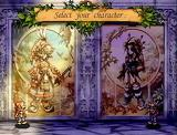 Legend of Mana PlayStation character selection
