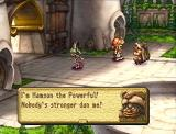 Legend of Mana PlayStation meeting other characters