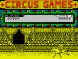Circus Games ZX Spectrum Trick riding