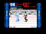 Pit-Fighter Amstrad CPC Ty vs. Executioner