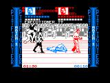 Pit-Fighter Amstrad CPC Ty is down
