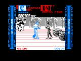 Pit-Fighter Amstrad CPC Ty vs. Southside Jim