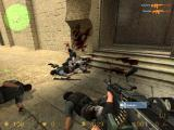 Counter-Strike: Source Windows Ragdoll physics make for very dynamic death poses